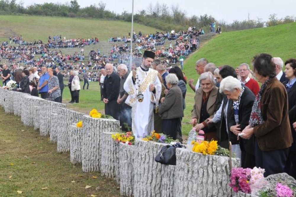 KRALJEVO: Pomen za 2.190 žrtava nacizma