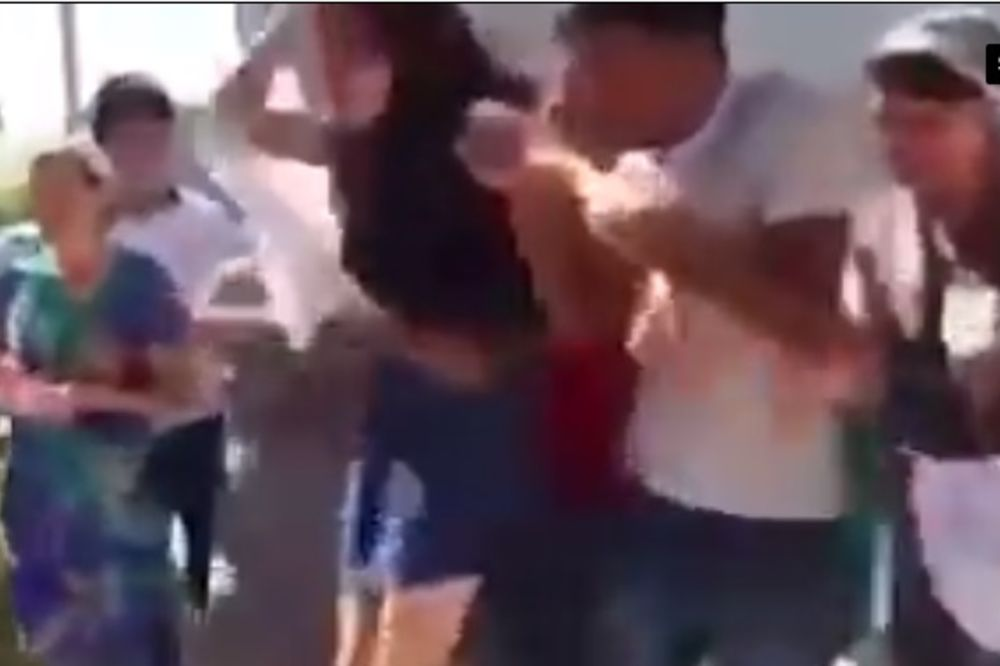 KIDNAPOVANA I PRIMORANA NA UDAJU: Kazahstanska mlada vrištala dok su je vukli na putu do mladoženje!