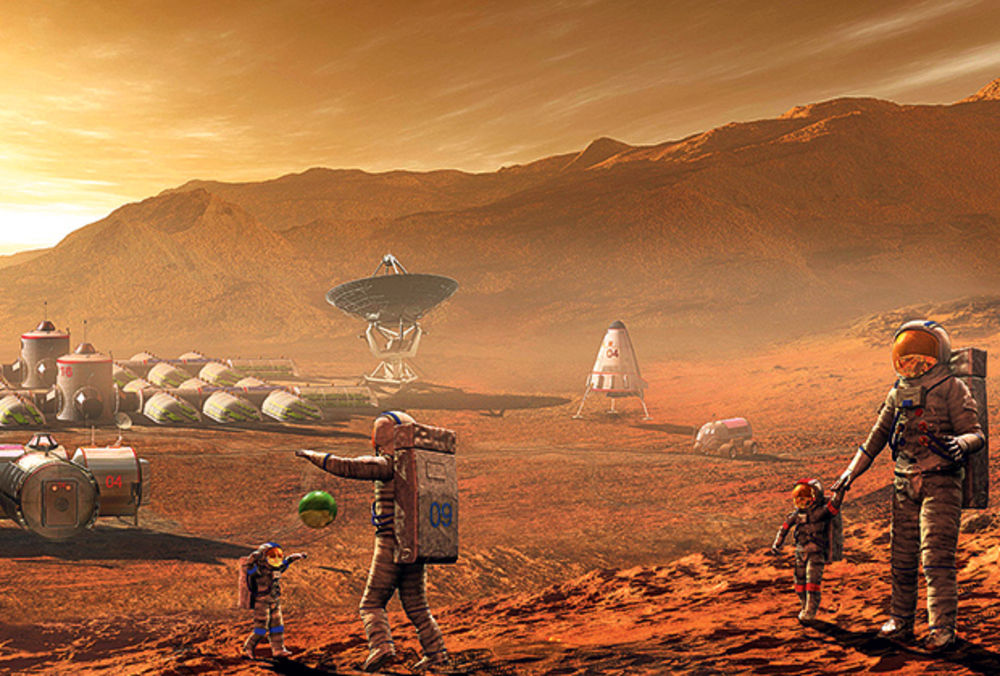 MISIJA: Mars jedina šansa za opstanak ljudi!