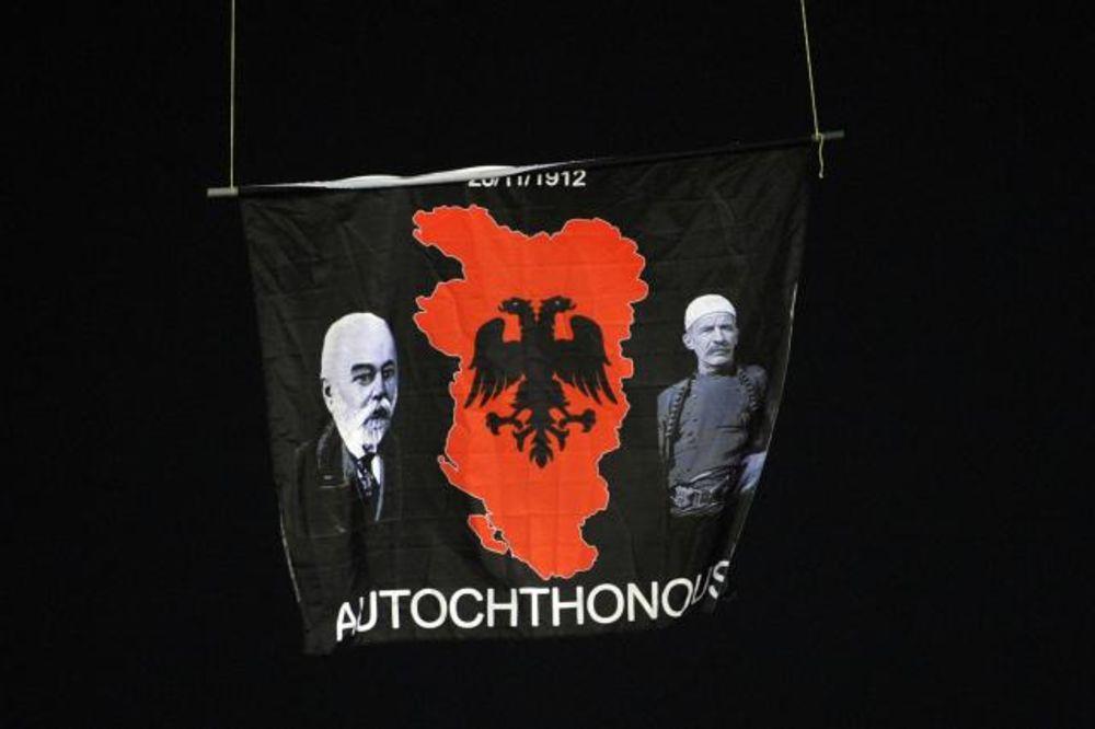 BRAT PREMIJERA ALBANIJE UPRAVLJAO DRONOM: Olsi Rama uhapšen u VIP loži stadiona Partizana!