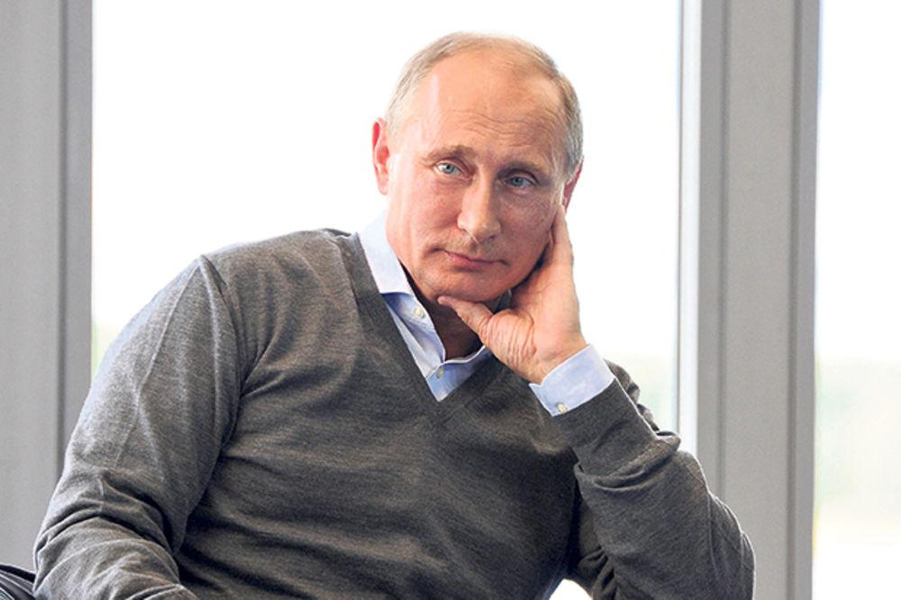 MOĆ: Najveće tajne Vladimira Putina!