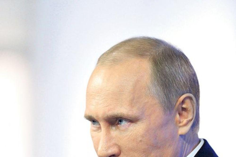 (AUDIO SNIMAK) BRITANSKI TELEGRAF: Putin je u vezi s ukrajinskim šefom mafije!