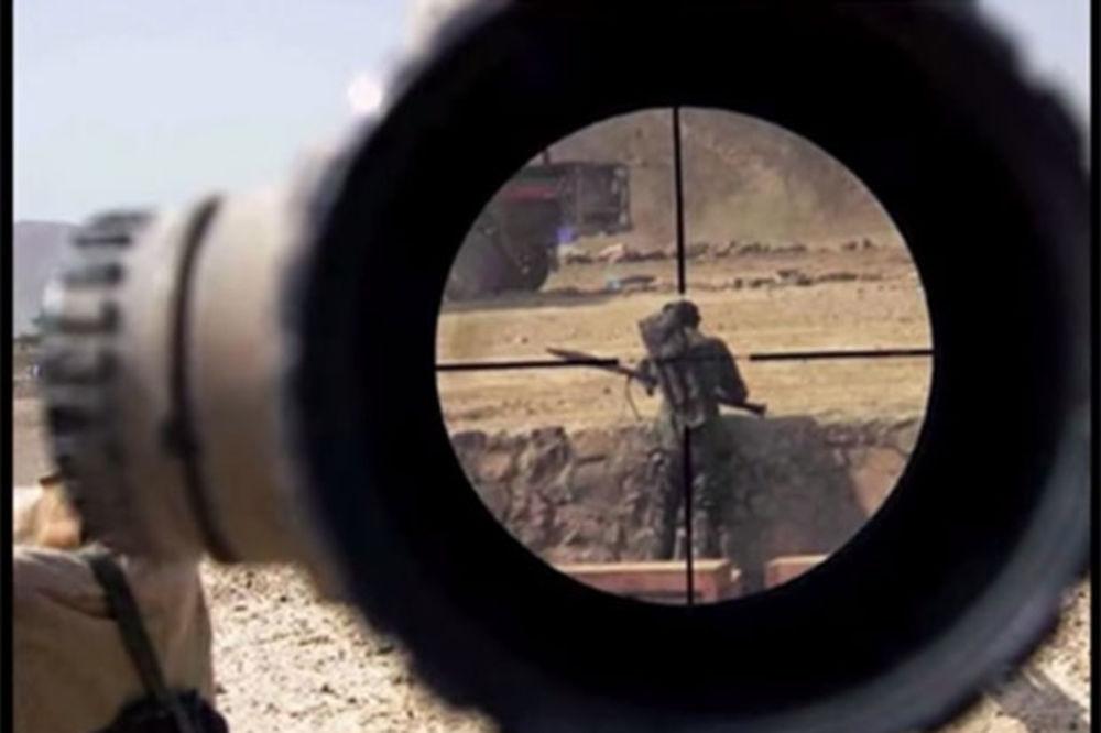 ISIL IMA NOVE NEPRIJATELJE: Misteriozni Beli plašt uterao strah u kosti teroristima
