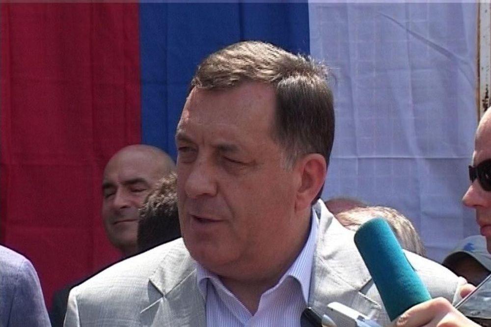 Dodik: Srebrenica najveći udarac za srpstvo