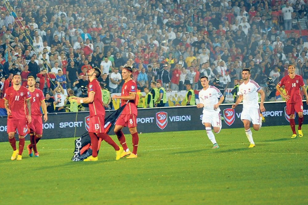UEFA PRESUDILA: Srbija dobila meč protiv Albanije 3:0, ali su nam oduzeta tri boda!