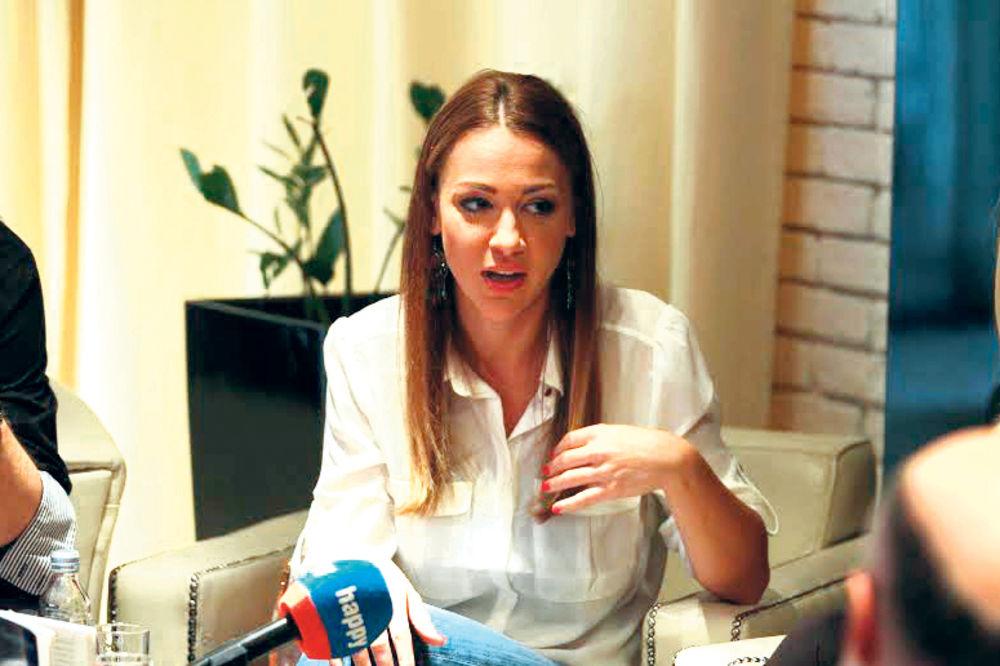 Marijana Mićić za Kurir: Ne drogiram se, ali volim alkohol!