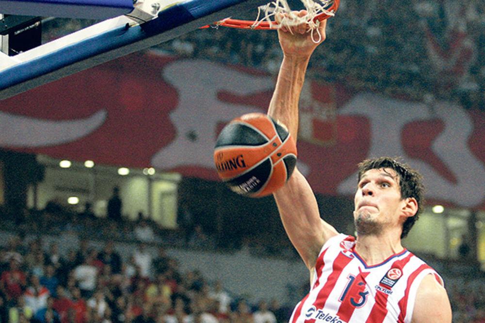 (VIDEO) ZAKUCAVANJE VALENSIJE: Pogledajte najatraktivnije poteze košarkaša Zvezde u velikoj pobedi