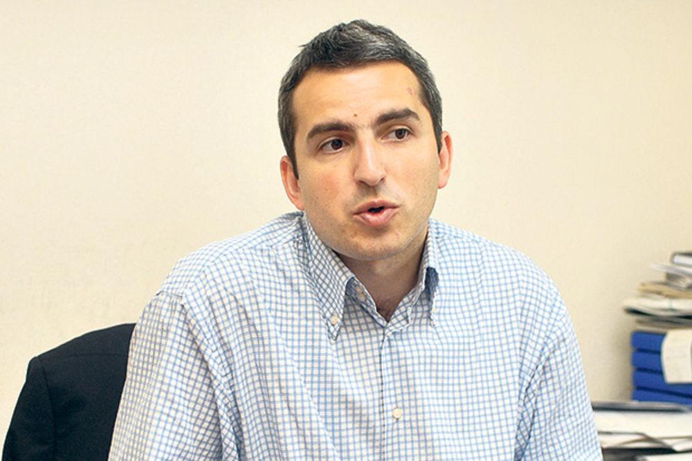 Andreja Mladenović broji dane u beogradskoj vlasti