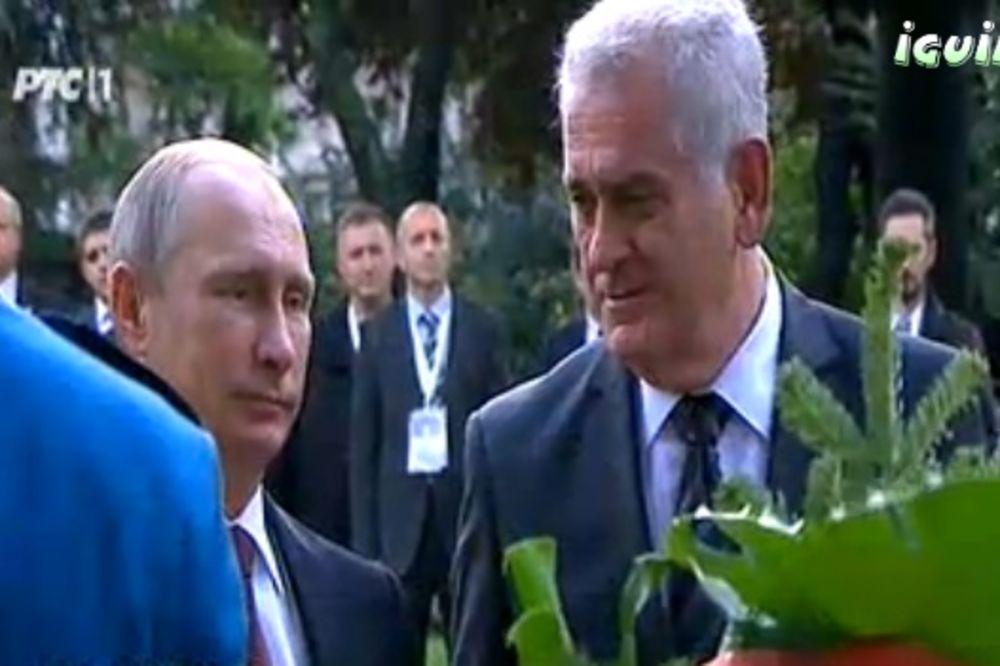 Nikolić: Rusija je oduvek bila veliki oslonac Srbiji