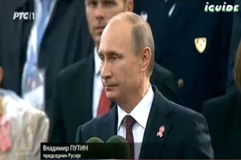 Nemci o Putinu: Rusija zaštitna sila Slovena na Balkanu!