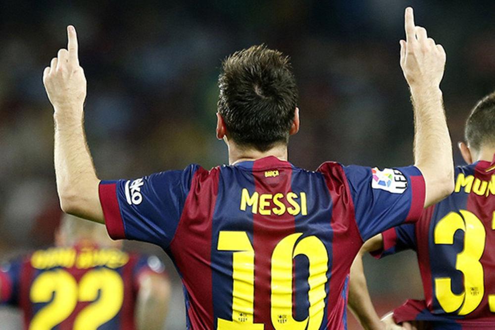 NA DANAŠNJI DAN: Pre deset godina Mesi je debitovao za Barselonu