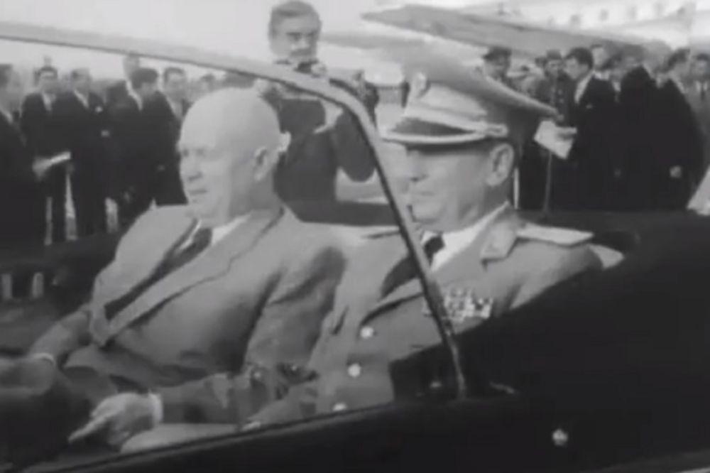 HRUŠČOV SE IZVINIO TITU: Evo kako se završio Hladni rat između SFRJ i SSSR!