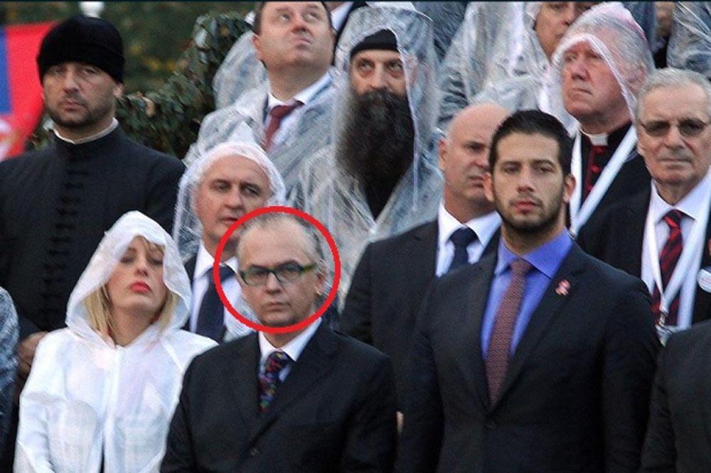 (FOTO) Ovo nije novi ministar Vlade Srbije, videli ste ga 100 puta, ali nikad ovako!