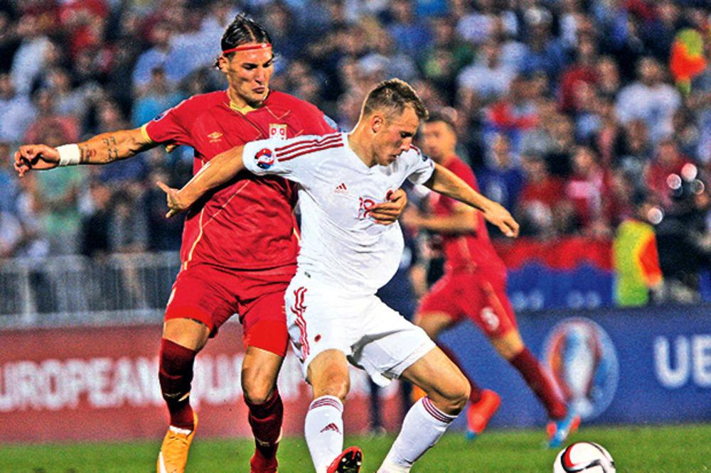 Nemanja Gudelj: Albanci su me napali!