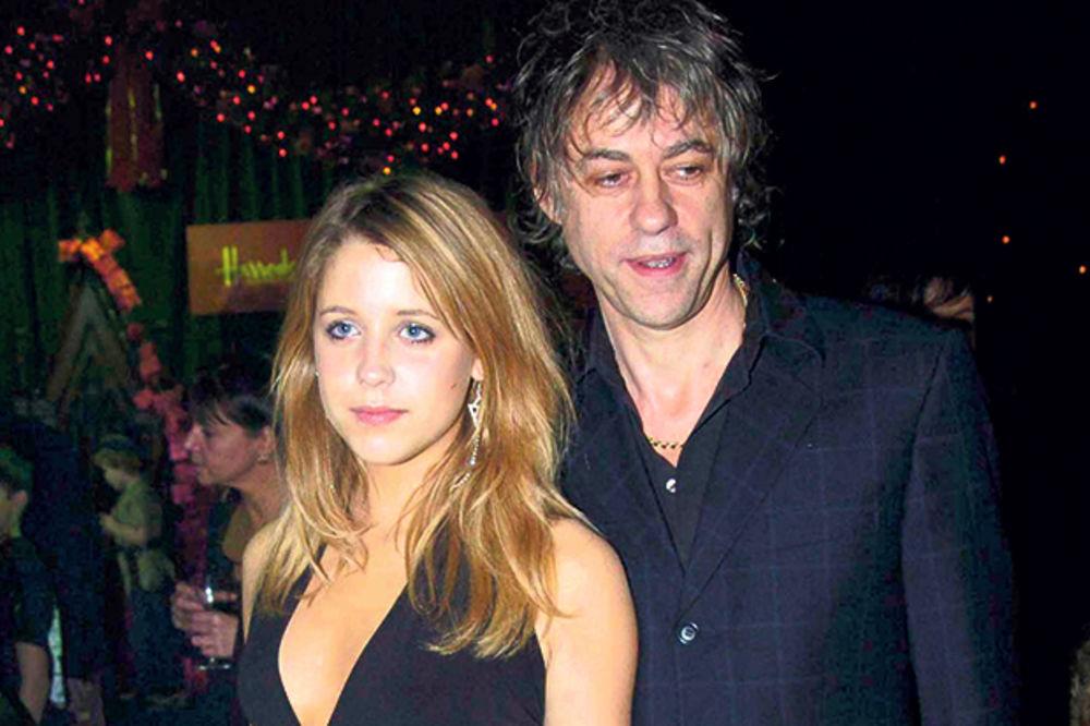 Bob Geldof: Kriv sam za ćerkinu smrt