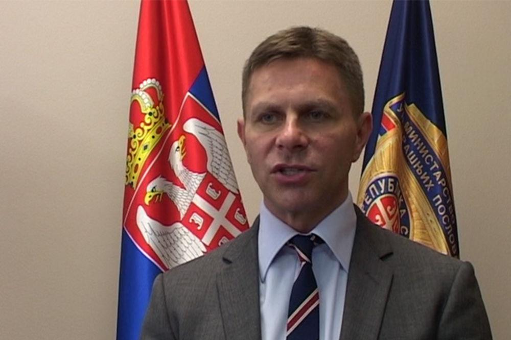 NIKOLIĆ MUP: Napadači na imovinu Albanaca će biti najstrože kažnjeni!