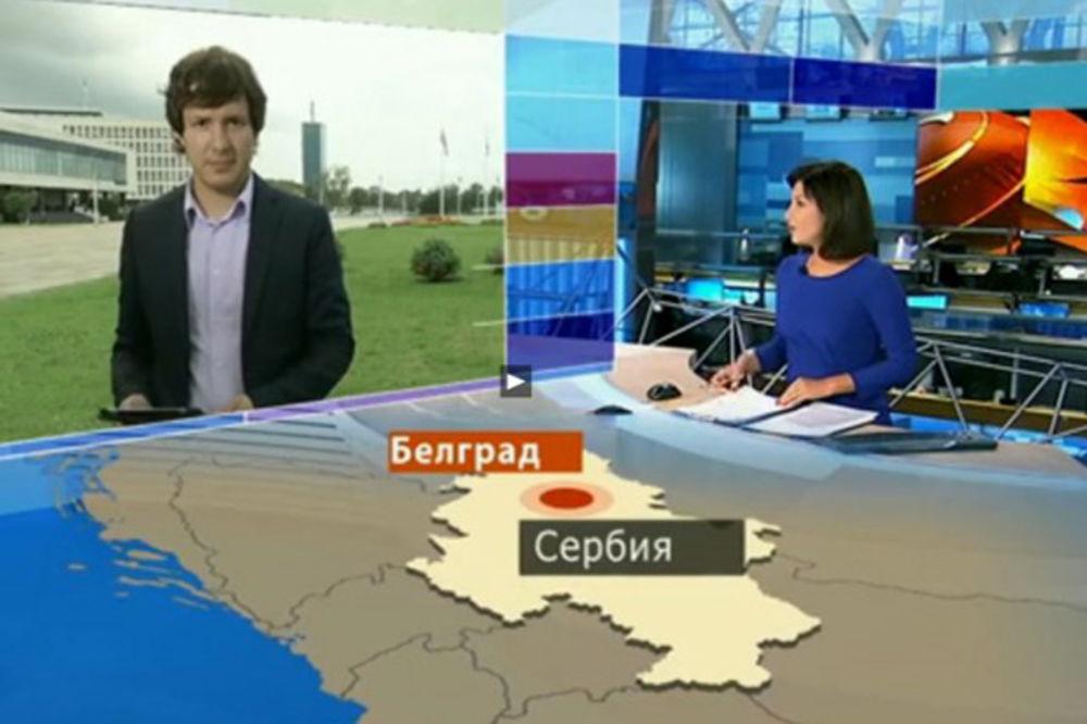 (VIDEO) KAKAV GAF: Putin u Beogradu, a na ruskoj državnoj TV Srbija bez Kosova