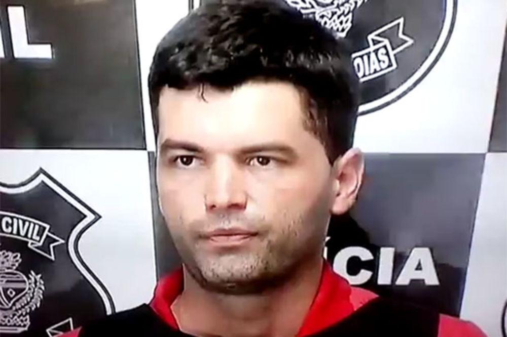 (VIDEO) OVO JE SERIJSKI UBICA BEBI LICA: Mladi Brazilac ubio 39 ljudi - iz čistog besa!