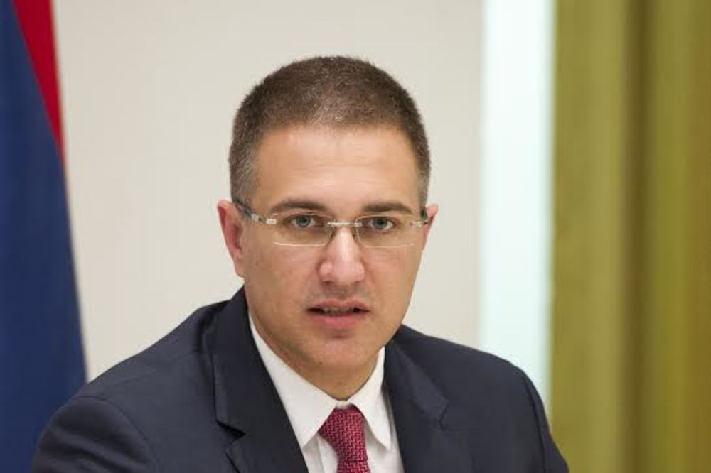 Stefanović: Kriminalci da završe u najdužoj beogradskoj ulici