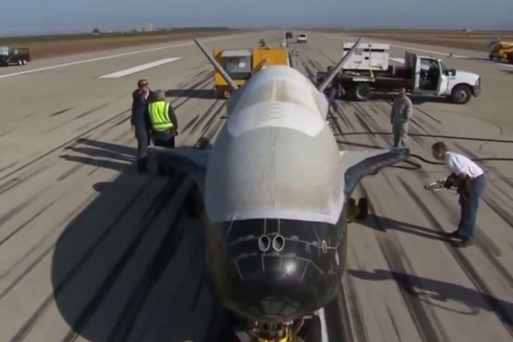 TOP SECRET: Tajna svemirska letelica sletela posle dve godine van Zemlje!