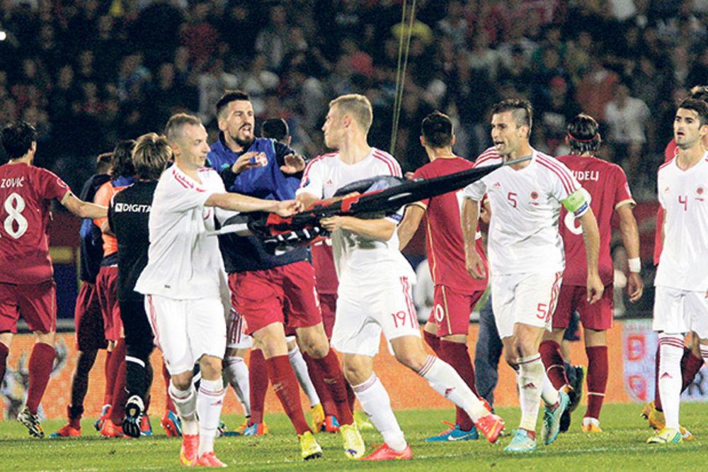 Član Disciplinske komisije UEFA za Kurir: Nećemo izbaciti Srbe!