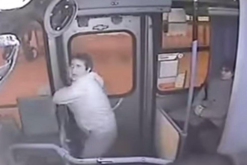 NAJSMEŠNIJI POKUŠAJ KRAĐE IKADA: Pogledajte kako je prošao ovaj nesrećni lopov