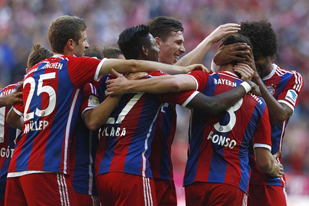 (FOTO) GOLEADA BAVARACA: Bajern deklasirao Verder, novi poraz Dortmunda
