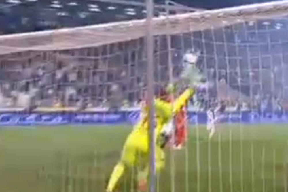 (VIDEO) EVROGOL: Pogledajte kako je Nikola Drinčić pocepao mrežu Zvezde