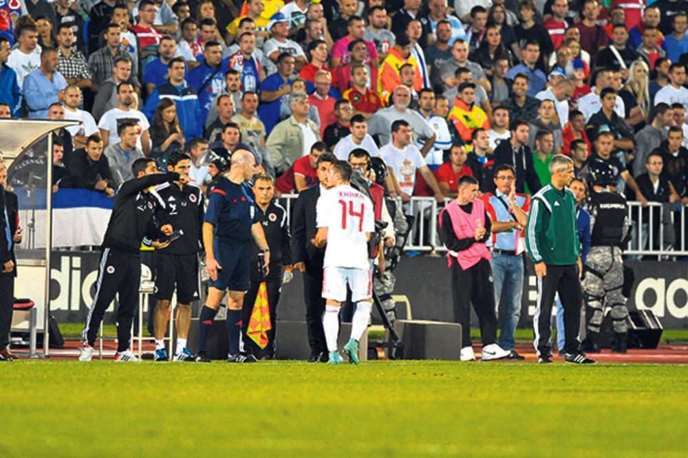 HVALISAVAC DŽAKA: Zastava velike Albanije je svetinja