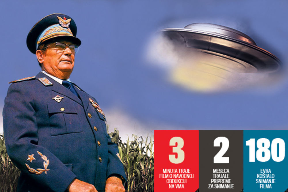 (VIDEO) NAJVEĆA TAJNA SFRJ: JUGOSLOVENSKI ROZVEL Tito i Udba krili telo vanzemaljca?