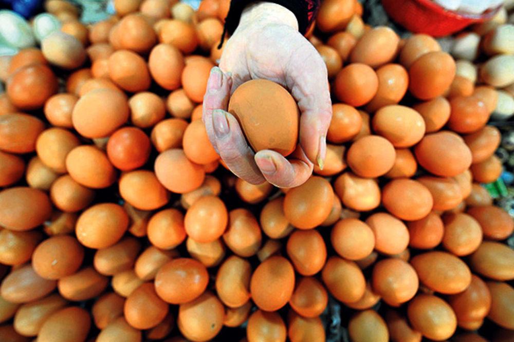 Skok cena: Jaja poskupela za čak 30 odsto