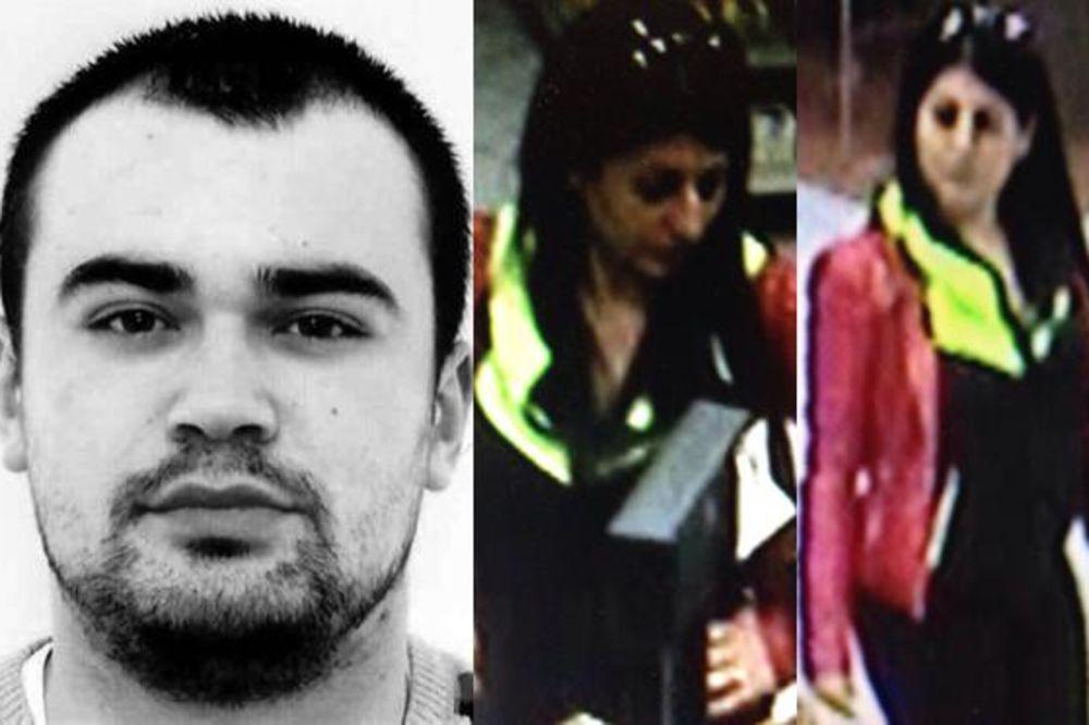 POTRAGA ZA SRBINOM I NJEGOVOM DEVOJKOM: Opljačkali taksistu i oteli mu auto nasred auto-puta!