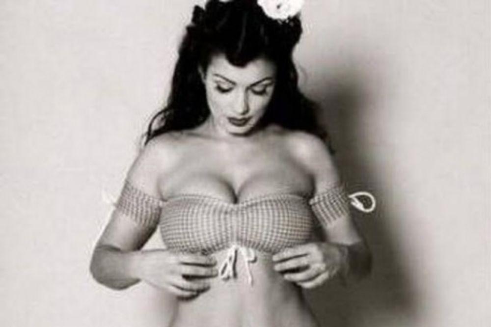 Ovako je izgledala savršena žena 1955. godine