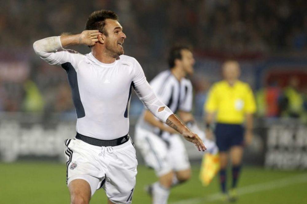 POGLEDAJTE: Najlepši golovi Nikole Drinčića u dresu Partizana