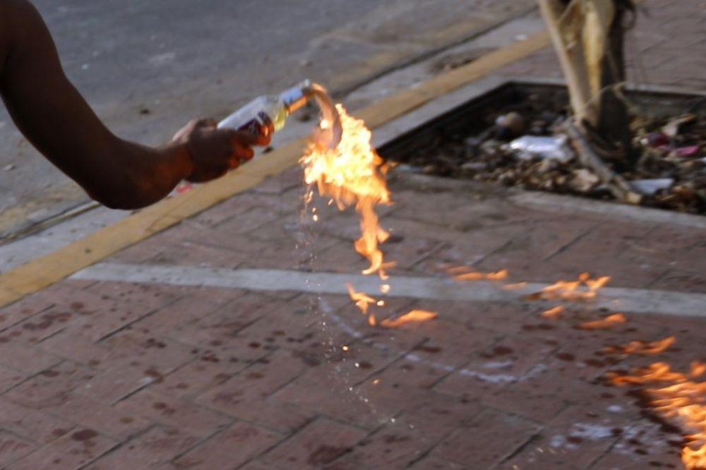 NAPAD MOLOTOVLJEVIM KOKTELOM: Zapaljena džamija u Subotici!