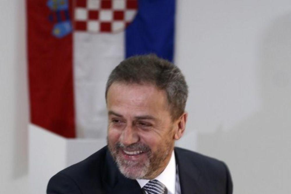 HRVATSKA NA NOGAMA: Uhapšen gradonačelnik Zagreba Milan Bandić i još 18 osoba!