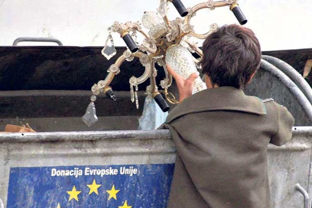 IZVEŠTAJ EK: Srbija je najgori kandidat za EU?!