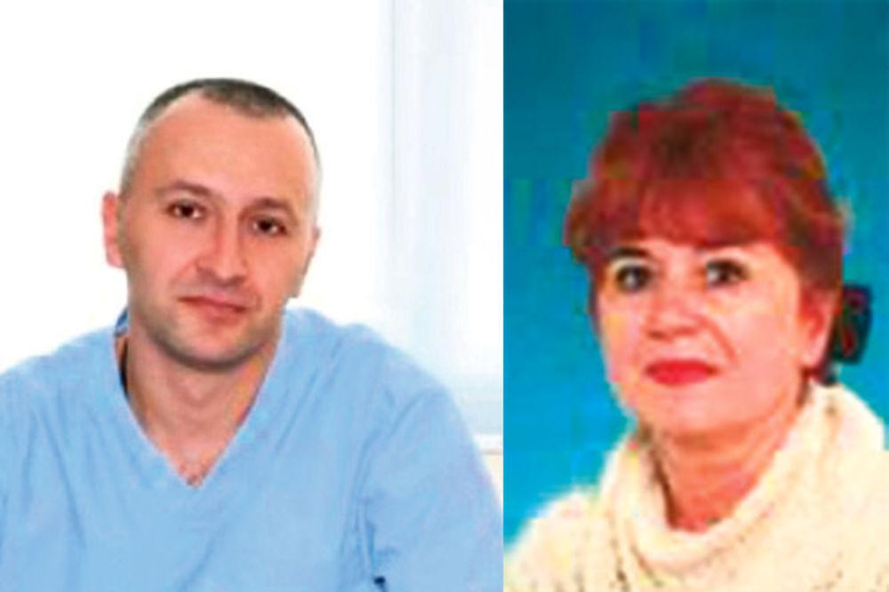 Dr Nikolić - Dr Dragutinović