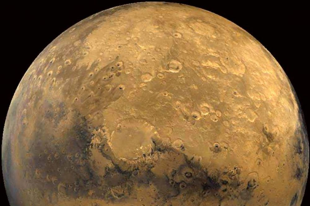 JEDNOM U MILION GODINA: Kometa velika kao planina prošla pored Marsa