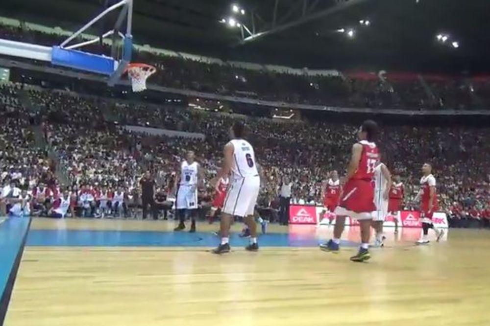TO JE LJUBAV PREMA KOŠARCI: Meč na Filipinima gledalo više od 52.000 ljudi