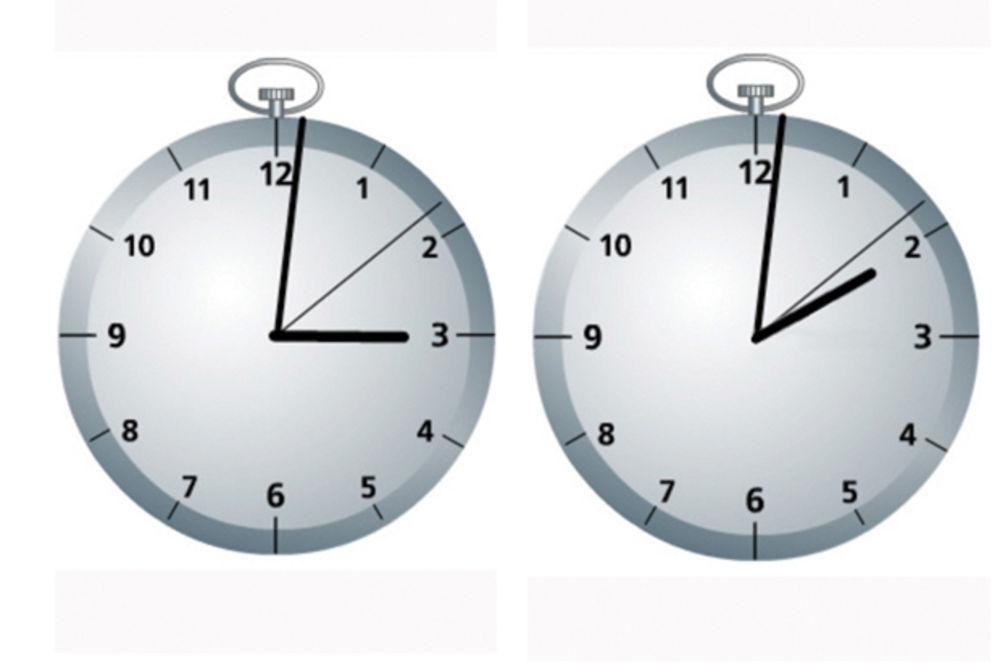 NE ZABORAVITE DA POMERITE KAZALJKE: U nedelju spavamo sat duže!