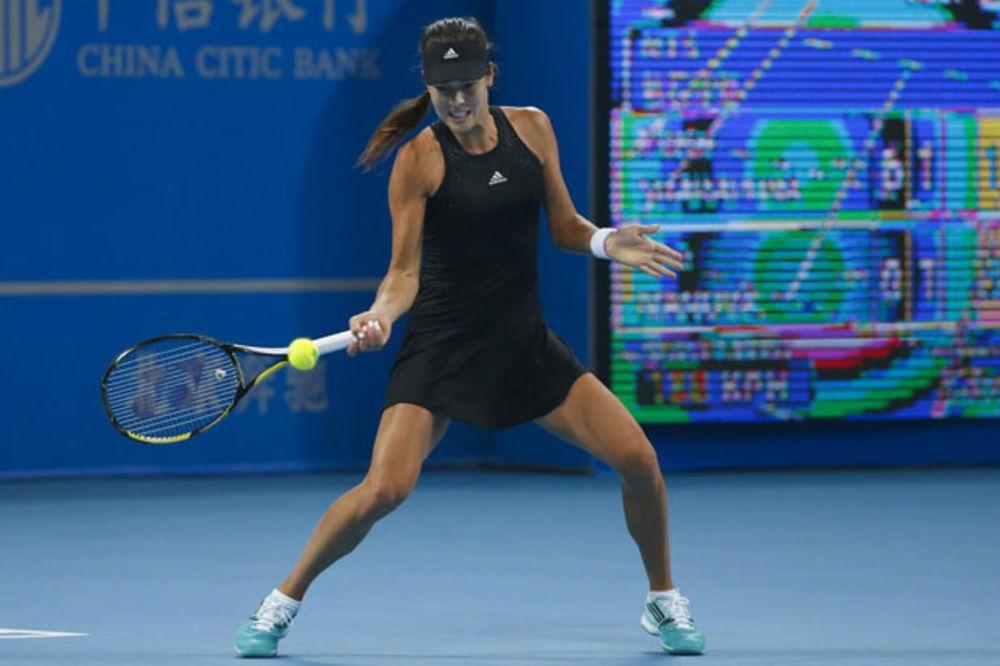 NIŠTA OD IZNENAĐENJA: Ivanovićeva startovala porazom na startu turnira u Singapuru