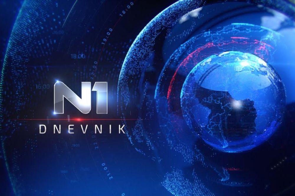 TELEVIZIJA N1 POČELA DA RADI: Prvi gosti novoizabrani članovi Predsedništva BiH!