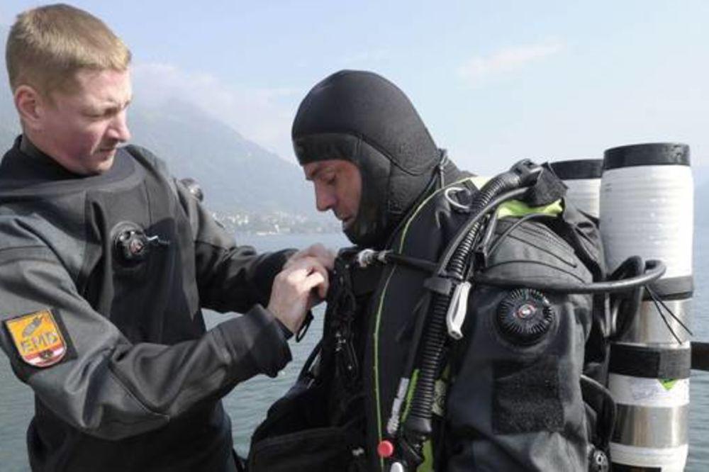 OPASNO: U koruškim jezerima desetine tona oružja i municije!