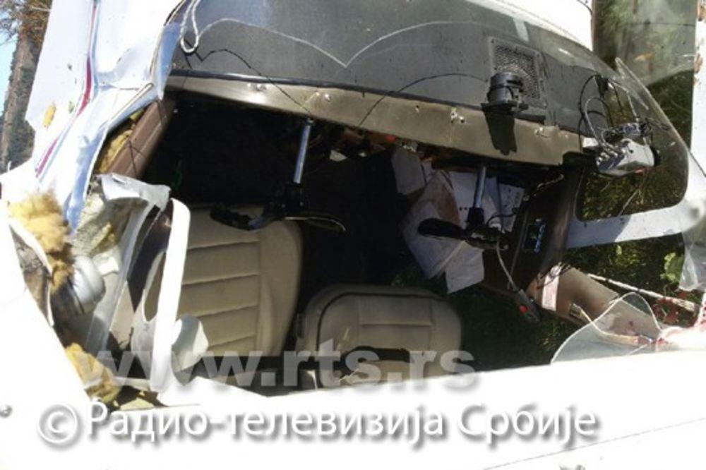 Prinudno sleteo avion kod Kraljeva, ima povređenih!