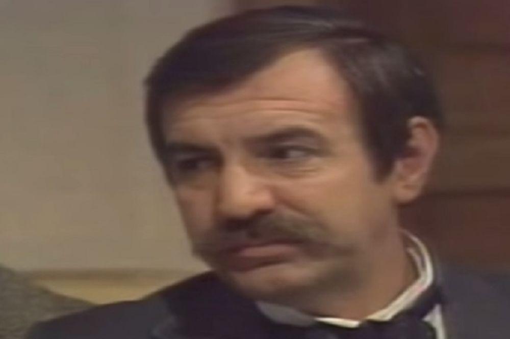 RADMILOVIĆ JE BIO ČOVEK Evo kako je glumac reagovao kada su ranije napadali albanske poslastičarnice
