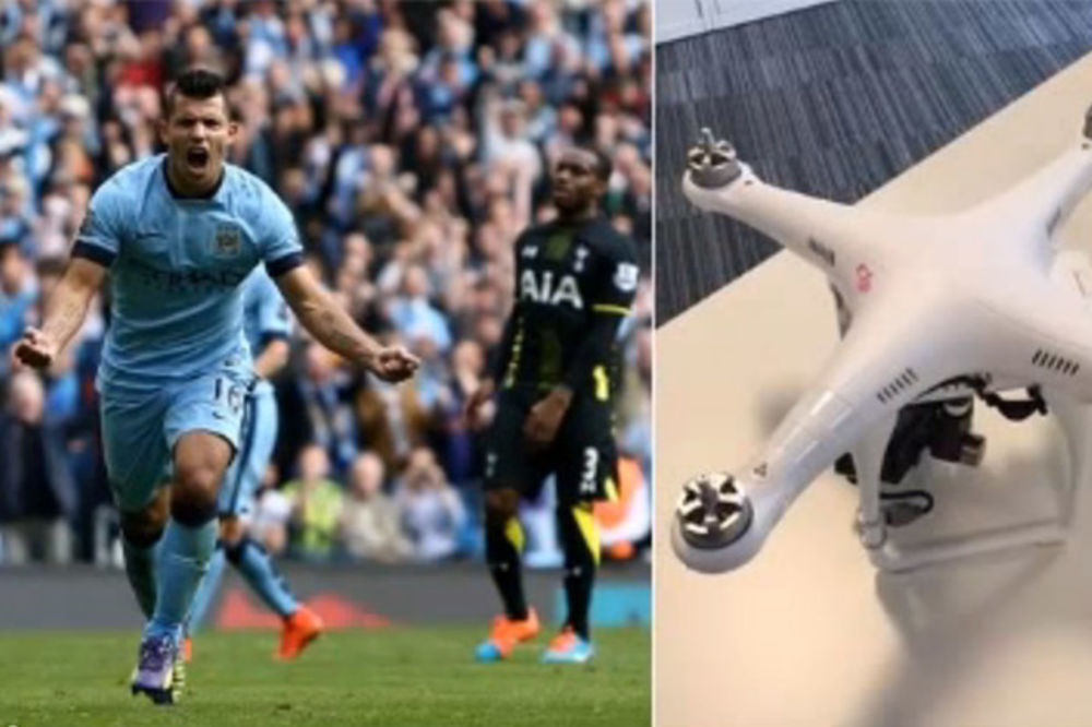 PO MODELU ALBANACA: Hapšenje u Engleskoj zbog upravljanja dronom iznad stadiona