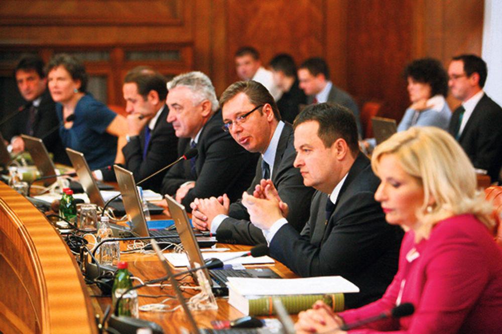 REBALANS BUDŽETA: Ministarstva pravdaju minus od 43 milijarde