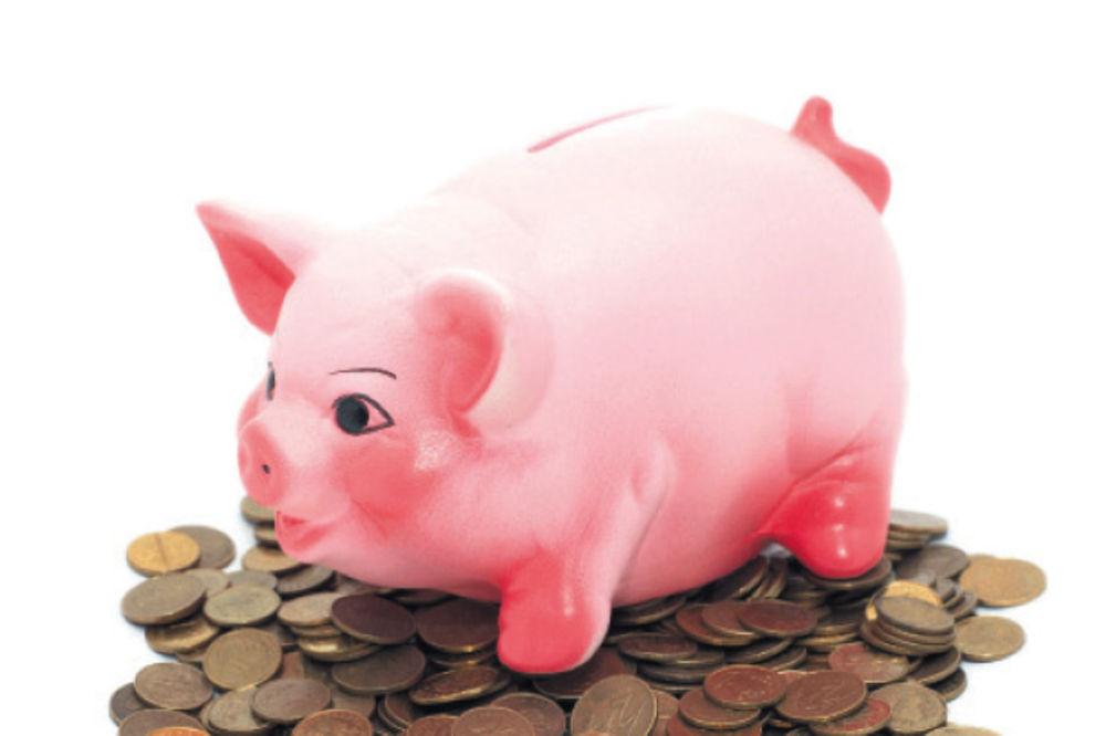 Srbi prosečno uštede 4.200 dinara mesečno