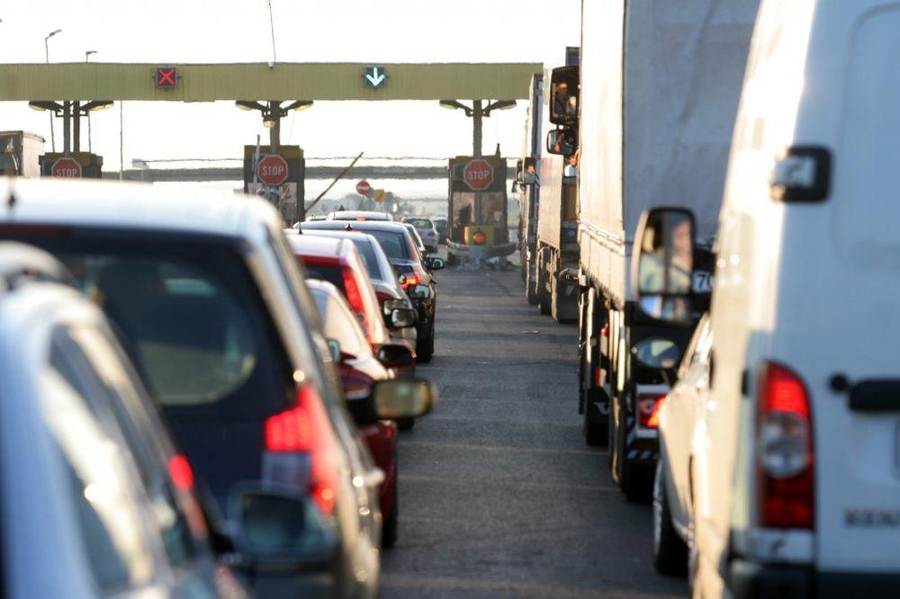 SMEDEREVO: Zatvara se naplatna stanica zbog radova na kolovozu